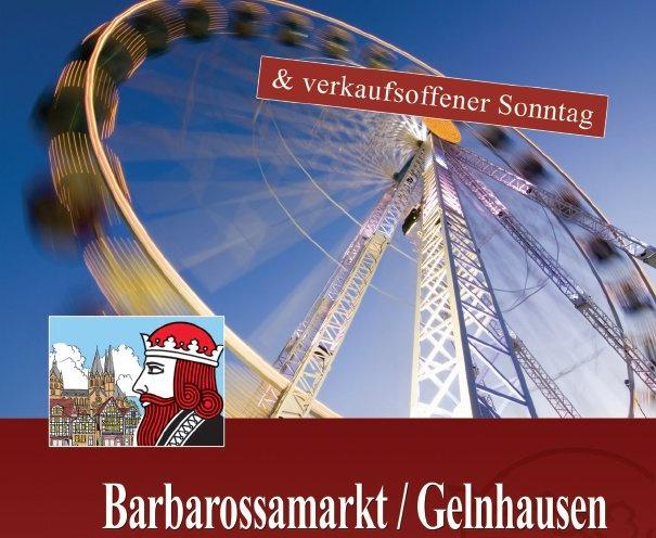Stadtmarketing Gelnhausen - Barbarossamarkt